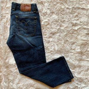 Lucky Brand Lody Crop Jean